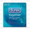 Durex Together Condom 3's