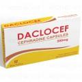 Daclocef Cap 500mg 12's