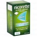 Nicorette Nicotine Gum 2mg Icy White 105's