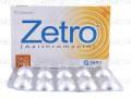 Zetro Cap 250mg 10's