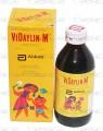 Vidaylin-M Syp 120ml
