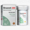 Breavent Rotacaps 200mcg 30's