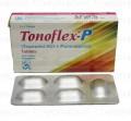 Tonoflex-P Tab 37.5mg/325mg 2x5's