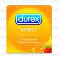 Durex Select Condom 3's