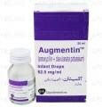 Augmentin Drops 62.5mg/ml 20ml