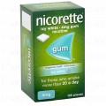 Nicorette Nicotine Gum 4mg Icy White 105's