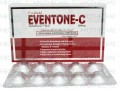 Eventone C Tab 500mg 10's