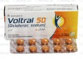 Voltral Tab 50mg 2x10's