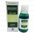 Benzirin Oral Rinse Sol 0.15% 120ml