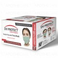 Dv Protect Surgical Disposable Face Mask 50's