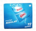 Eno Regular Powder Sachets 72's
