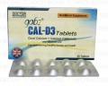 Cal-D3 Tab 20's