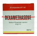 Dexamethasone Inj 4mg 25Ampx1ml