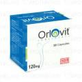 Orlovit Cap 120mg 30's