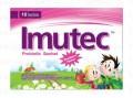 Imutec Powder Sachet 10's