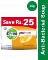 Buy 3 Dettol soaps 85 gm Save Rs 25  Re-energize