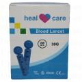 Heal care Blood Lancet 200's