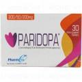 Paridopa Tab 200/50/200mg 30's