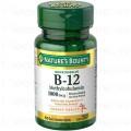 B12 Methylcobalamin 1000mcg 60's