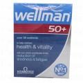 Wellman 50 Plus Tab 30's
