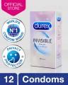 Durex Invisible 12's