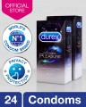 Durex Extended Pleasure 12's Pack of 2