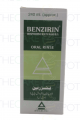 Benzirin Oral Rinse Sol 0.15% 240ml