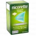 Nicorette Nicotine Gum 4mg Original 105's