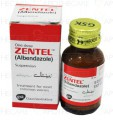 Zentel Susp 200mg/5ml 10ml