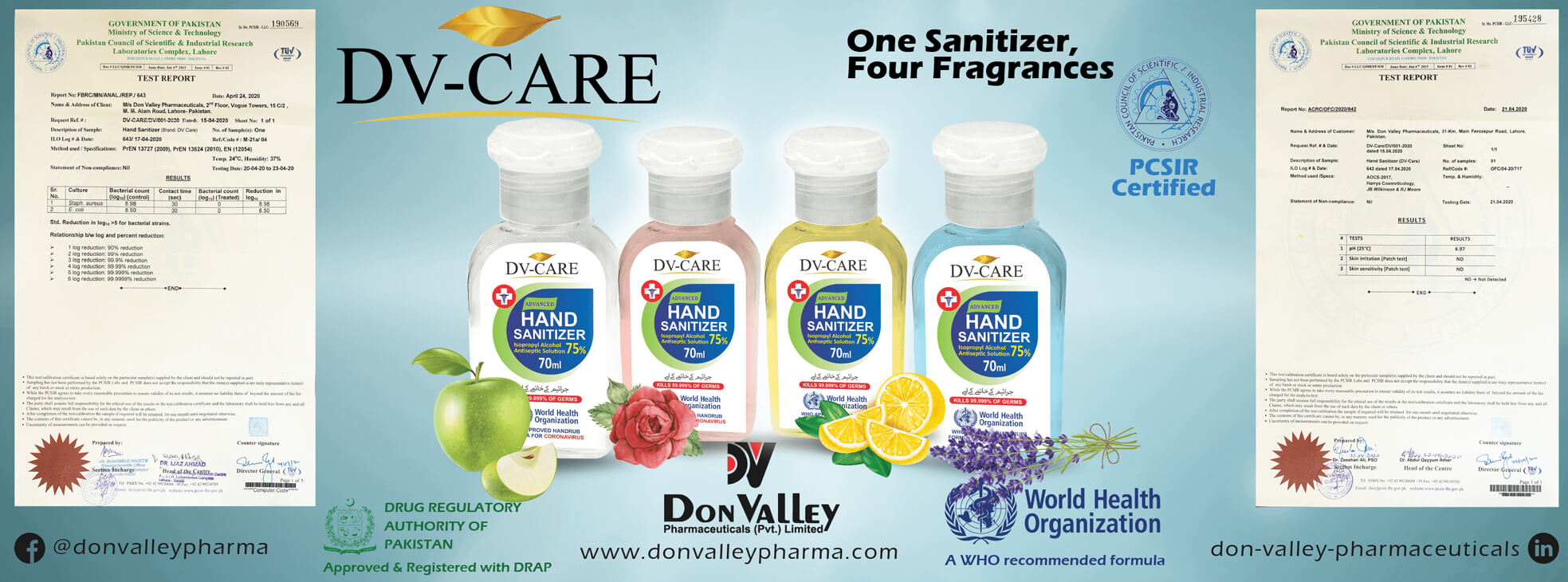 Dv-Care - by Don Valley