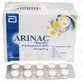 Arinac Tab 200mg/30mg 10x10's