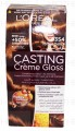 L'Oréal Paris Casting Hair Colour Gloss (Toffee Delice 6.354) Cream 1's