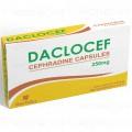 Daclocef Cap 250mg 12's