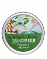 Organic  Lip Balm Peppermint 1's